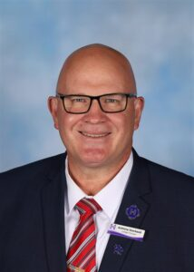 A picture of Hazel Glen College Principal, Anthony Stockwell