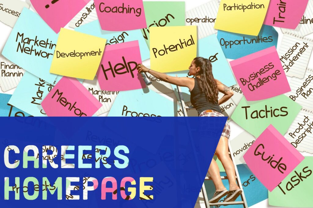Careers Homepage link.
