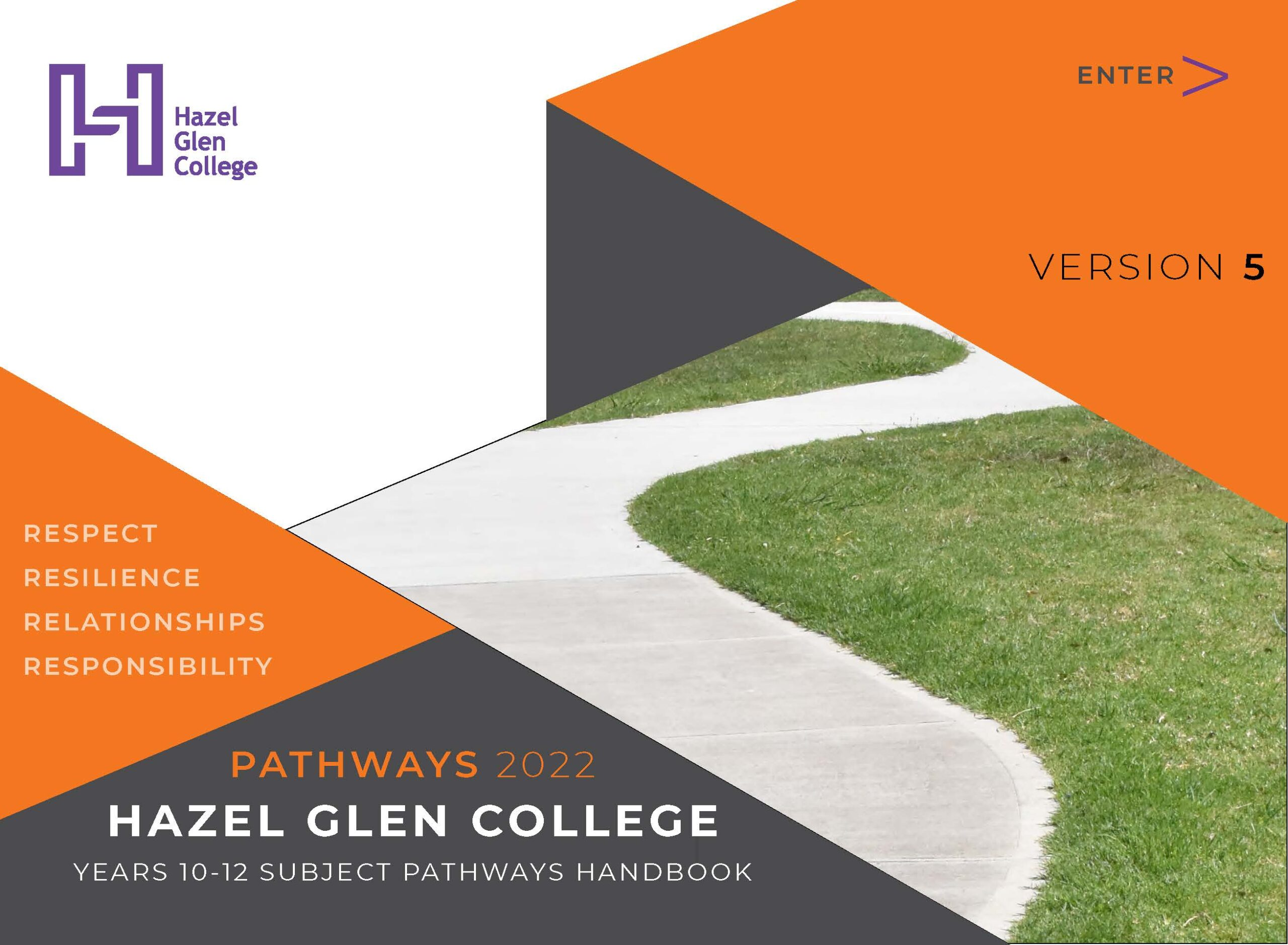 Senior_School_Course _Selection _Guide _2022_Front Cover